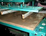 Selladora manual para capuchones con barras de sello